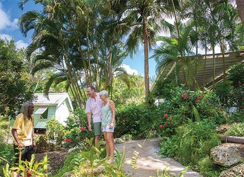 Hunte's Botanical Gardens, Barbados