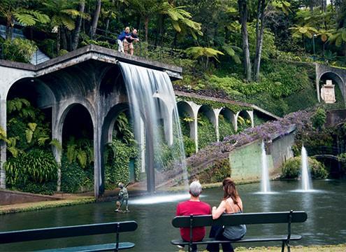 Monte Palace Tropical garden, Funchal